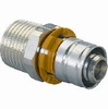 Uponor pers-overgang VSH 25x22 (excl.VSH moer & knelring)