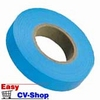 markeerlint isolatietape blauw 15mm breed 1 rol = 10 mtr