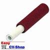 buis tc-alupex met mantel rood 16 mm per meter