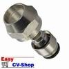 Uponor knel/klemkoppeling 16x2 x 3/4 Euroconus 1058090