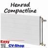 Henrad Compactline h x d x b 600-21- 900 1076 Watt