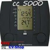 Itho Daalderop Cenvax cc 5000 klokthermostaat antraciet
