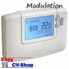 thermostaat Honeywell klok modulation cmt937m1003