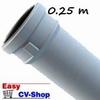 pp wit rookgasafvoerbuis mof/spie 80 250mm