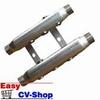 cv-verdeler 5 groeps staal verzinkt 5x1/2