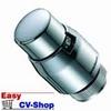 Honeywell thermostaatknop wit/chroom M30x1,5