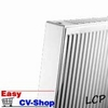 Vertikaal omkaste radiator 22-2200x500 (hxb)