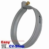 Pvc ophangbeugel 40 mm