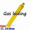 Uponor MLCP-G buis 25 geel gas m.mantel (geleverd per 50m)