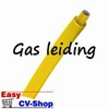 Uponor MLCP-G buiis 25 geel gas m.mantel (geleverd per m)