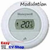 Honeywell round modulation kamerthermostaat T87m2018