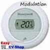 Honeywell round modulation kamerthermostaat T87m2018