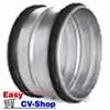 spiralo sok 160 met rubber ring (past in de buis)