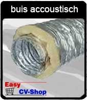 buis flexibel acoustisch