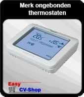 Niet merkgebonden thermostaten