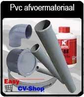 PVC afvoermateriaal