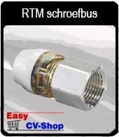 RTM schroefbus