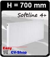 Softline 4+ 700 hoog