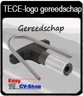 TECE logo gereedschap