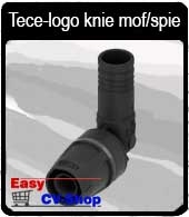 TECE logo knie mof-spie haaks