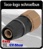 TECE logo schroefbus