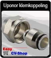 Uponor klemkoppeling